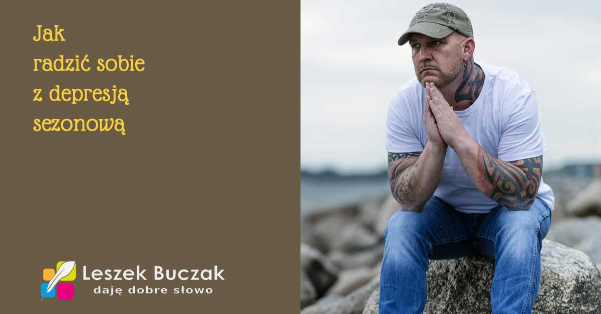 Leszek Buczak - Copywriter - depresja sezonowa