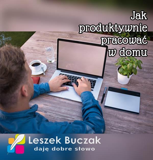 produktywnosc a praca w domu