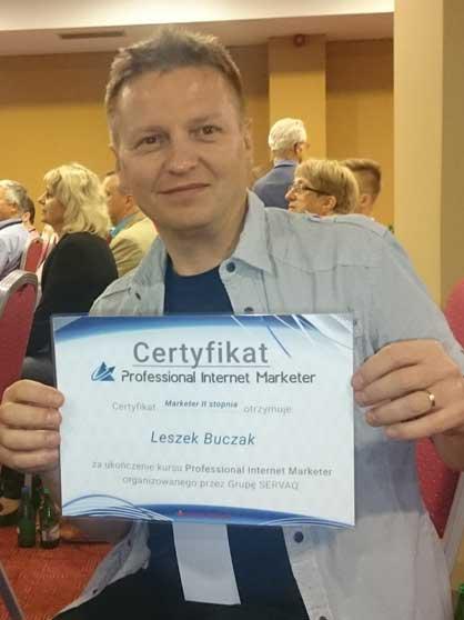 Leszek Buczak marketer