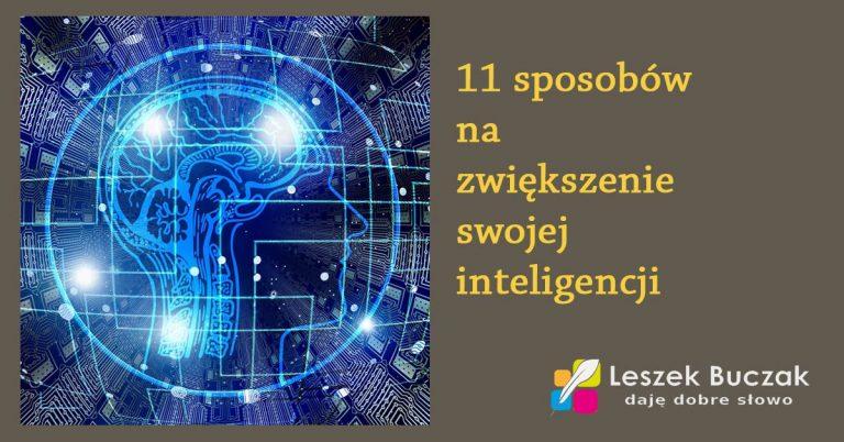 jak zwiększyć swoją inteligencję