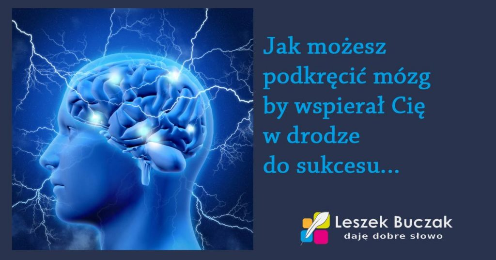 jak podkręcić mózg