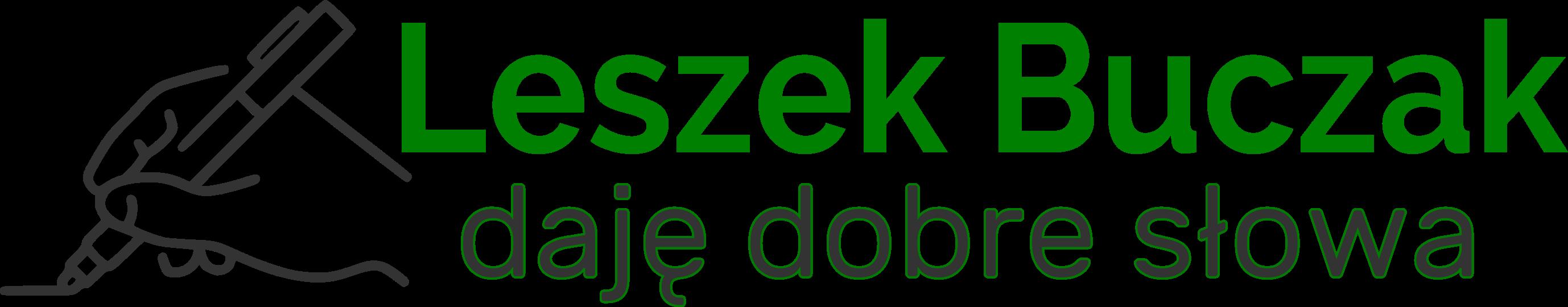 Leszek Buczak logo